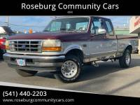 1996 Ford F-150 2dr XLT 4WD Extended Cab SB
