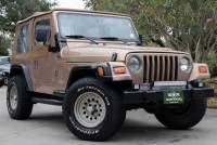 1999 Jeep Wrangler 2dr SE 4WD SUV