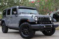 2016 Jeep Wrangler Unlimited 4x4 Willys Wheeler 4dr SUV