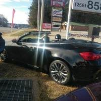 2011 Infiniti G37 Convertible Limited Edition 2dr Convertible