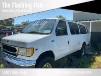 2000 Ford E-350 E350 SUPER DUTY WAGON