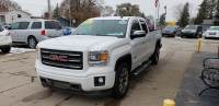 2014 GMC Sierra 1500 4x4 SLT 4dr Double Cab 6.5 ft. SB