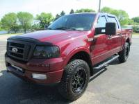 2004 Ford F-150 4dr SuperCrew Lariat 4WD Styleside 5.5 ft. SB