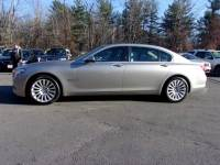 2012 BMW 7 Series AWD 750Li xDrive 4dr Sedan