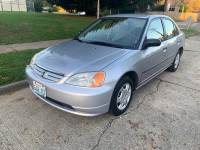 2002 Honda Civic DX 4dr Sedan