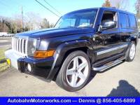 2007 Jeep Commander Overland 4dr SUV 4WD