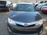 2013 Toyota Camry Hybrid XLE 4dr Sedan
