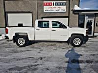 2014 Chevrolet Silverado 1500 4x4 Work Truck 4dr Crew Cab 6.5 ft. SB w/2WT