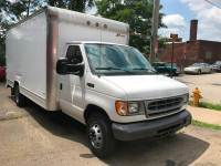 2005 Ford E-Series Chassis E-450 SD 2dr Commercial/Cutaway/Chassis 158-176 in. WB