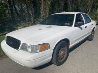2006 Ford Crown Victoria Commercial Fleet 4dr Sedan SWB