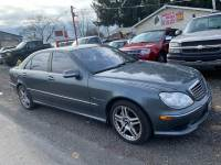 2006 Mercedes-Benz S-Class S 55 AMG 4dr Sedan