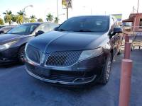 2014 Lincoln MKT Town Car AWD Livery Fleet 4dr Crossover