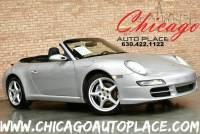 2007 Porsche 911 Carrera Cabriolet - 3.6L HIGH OUTPUT FLAT 6-CYL EN