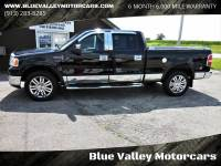 2007 Lincoln Mark LT 4dr SuperCrew 4WD 5.5 ft. SB
