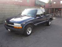 2002 Chevrolet S-10 3dr Extended Cab 2WD SB
