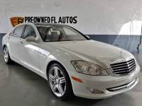 2008 Mercedes-Benz S-Class S 550 4dr Sedan