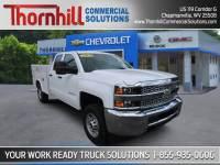 2019 Chevrolet Silverado 2500HD 4x4 Work Truck 4dr Double Cab LB