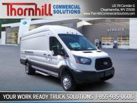 2019 Ford Transit Cargo 350 HD 3dr LWB High Roof DRW Extended Cargo Van w/Sliding Passenger Side Door and 9950 Lb. GVWR