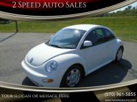 1998 Volkswagen New Beetle 2dr TDi Turbodiesel Coupe