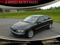 2004 Volvo S60 4dr 2.5T Turbo Sedan