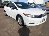 2012 Honda Civic EX 4dr Sedan w/Navi