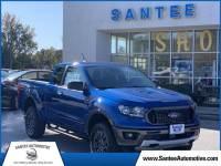 2019 Ford Ranger 4x4 XLT 4dr SuperCab 6.1 ft. SB Pickup