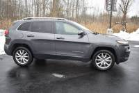 2018 Jeep Cherokee 4x4 Limited 4dr SUV