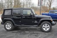 2013 Jeep Wrangler Unlimited Unlimited Sahara