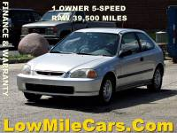 1997 Honda Civic CX 2dr Hatchback