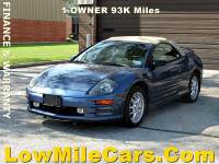 2002 Mitsubishi Eclipse Spyder GT 2dr Convertible