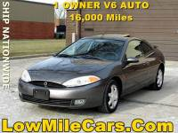 2002 Mercury Cougar 2dr Hatchback V6