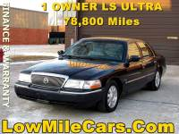 2003 Mercury Grand Marquis LS Premium 4dr Sedan