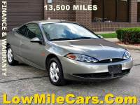 1999 Mercury Cougar 2dr I4 Hatchback