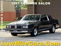 1987 Oldsmobile Cutlass Salon 2dr Coupe