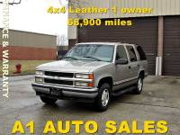 1999 Chevrolet Tahoe 4dr LT 4WD SUV