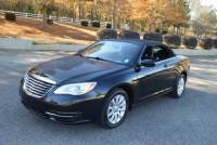 2013 Chrysler 200 Convertible Touring 2dr Convertible