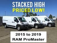 1900 RAM ProMaster City Cargo Cargo Vans