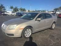 2007 Mercury Milan I-4 4dr Sedan