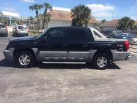 2002 Chevrolet Avalanche 4dr 1500 Crew Cab SB 2WD