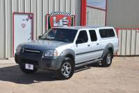 2002 Nissan Frontier 4dr Crew Cab XE-V6 2WD LB