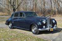 1962 Rolls-Royce Silver Cloud 2 LWB with glass Division