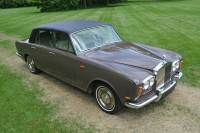 1969 Rolls-Royce Silver Shadow - LWB with Divis LWB with Division
