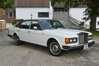 1985 Rolls-Royce Silver Spur Long Wheel Base