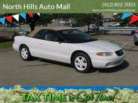 1997 Chrysler Sebring JXi 2dr Convertible