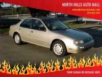1995 Nissan Altima GXE 4dr Sedan