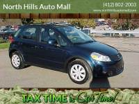 2010 Suzuki SX4 Crossover AWD 4dr Crossover with Technology Package CVT