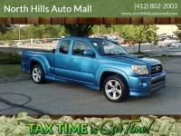 2005 Toyota Tacoma 4dr Access Cab X-Runner V6 Rwd SB