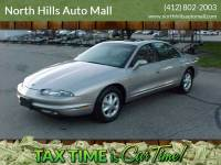 1998 Oldsmobile Aurora 4dr Sedan