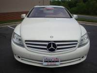 2010 Mercedes-Benz CL-Class AWD CL 550 4MATIC 2dr Coupe