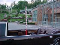 1988 Lincoln Town Car STRIPPER POLE LIMO